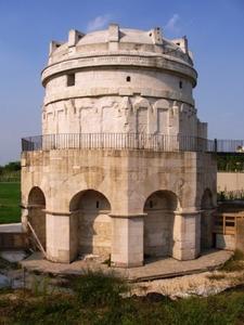 Mausoleum Of Theodoric At Ravenna