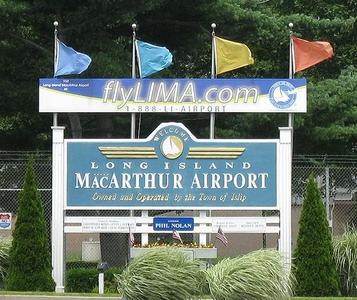 Mcarthur Airport