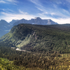 McDonald Creek Trail - Glacier - Montana - USA
