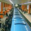 Mcgill Metro Station