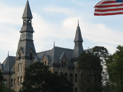 Mckay Hall At Park University