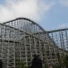 Mean Streak Roller Coaster At Cedar Point