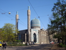 Saint Petersburg Mosque