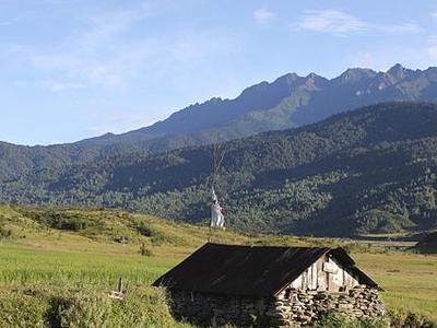 Mechuka Valley - Arunachal
