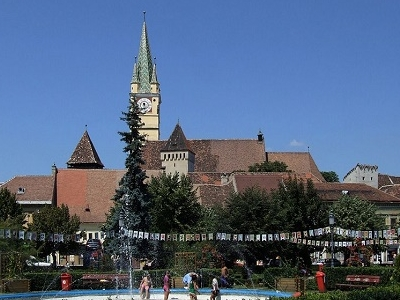 Mediasch Historic Center - Sibiu County - Transylvania