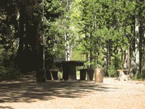 Bottle Creek Campground