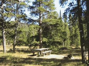 North Fork Campground