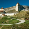 Medieval Rasnov Fortress - Brasnov - Transylvania