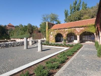 Medieval Ruins Garden, Székesfehérvár