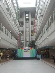 SM Megamall Atrium