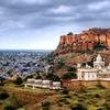 Mehrangarh Fort At Jodhpur - Rajasthan