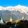 Meili Snow Mountains In Yunnan