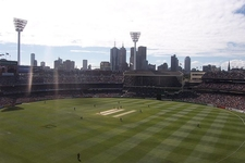 Inside View Of The MCG