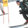Members Of The US Air Force Skiing At Keystone Resort