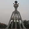 Memorial Commemorating 50 Years Of Indian Independence