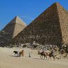 Menkaure's Pyramid At Giza