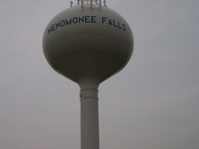 Menomonee Falls Water Tower