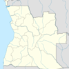 Menongue Is Located In Angola