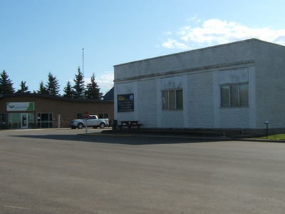 Meota Business District