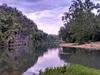 Meramec River At Onondaga Cave State Park
