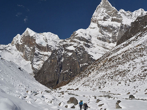 MERA PEAK (6654m) Climbing Nepal