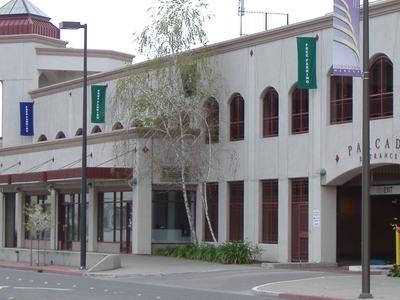 Merced  C A  Downtown  Parcade