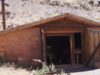 Merin-Smith Implement Shed Trail Stop