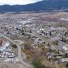 Hillside Northwest Of The City