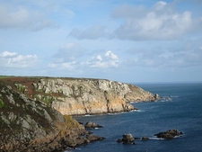 Merthen Point - Cornwall UK