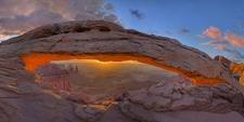 Mesa Arch Sunrise - Canyonlands - Utah - USA
