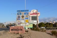 Mesquite City Signs