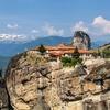 Meteora Monastery - Trikala - Greece