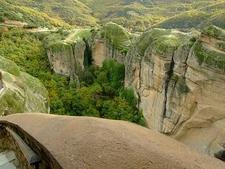 Meteora Steep Valleys - Trikala