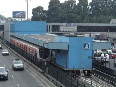 Metro General Anaya Station