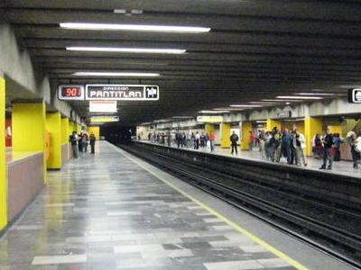 Metro Jamaica Platform