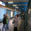 Metro Station Commuters