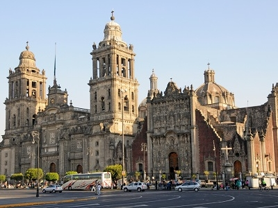 Mexico City Metropolitana Cathedral