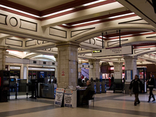 Main Ticket Hall