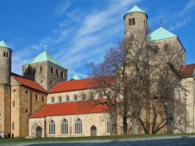 Michaeliskirche View From Southeast.