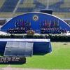 Graduation Ceremony At Michigan Stadium