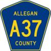 Michigan A Allegan County