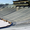 Michigan Stadium Winter