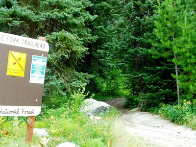 Middle Fork Payette Trail