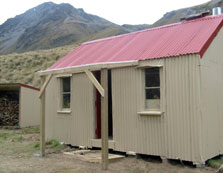 Middle Gorge Hut