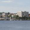 Middletown C T River Skyline