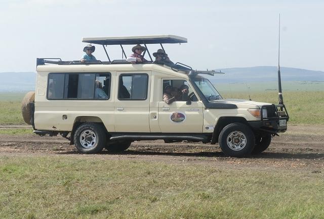 7 Days Mid-range Safari in Kenya Photos