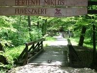 Visegrád Botanical Garden - Miklós Bertényi Arboretum
