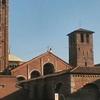 Exterior View Of The Basilica