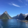 Milford Sound Slopes & Cliffs - Southland NZ