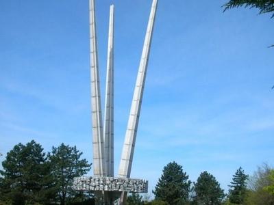 Milleneum Monument, Székesfehérvár